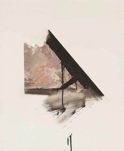 Jay DeFeo, 'Study for Verdict', 1982