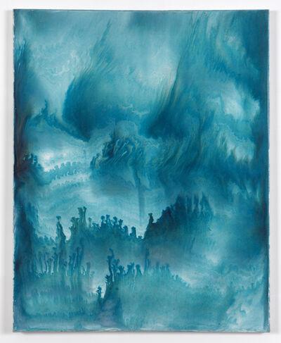 Bernard Frize, 'Lora', 1993
