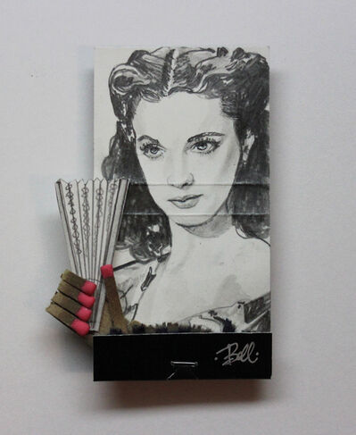 matchbox artists, 'Vivian Leigh', 2015