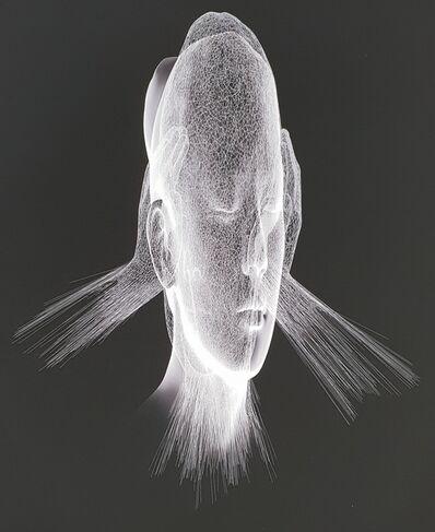 Jaume Plensa, 'Lumière invisible (Laura Asia)', 2018