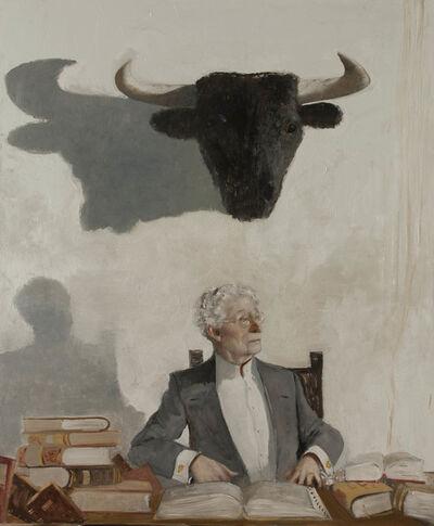Julio Larraz, 'Recuerdos de un Matao ', 2012