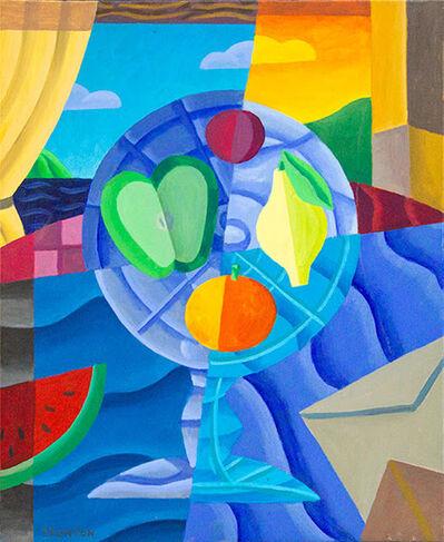 Philip Stanton, 'Five fruits', 2019