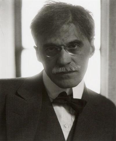 Edward Steichen, 'Alfred Stieglitz', 1915