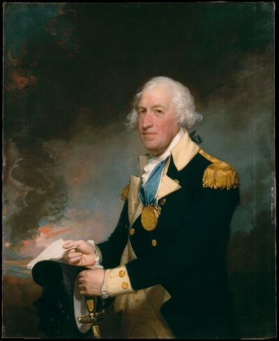 Gilbert Stuart, 'Horatio Gates', ca. 1793–1794