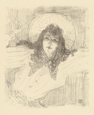 Henri de Toulouse-Lautrec, 'May Belfort', 1898