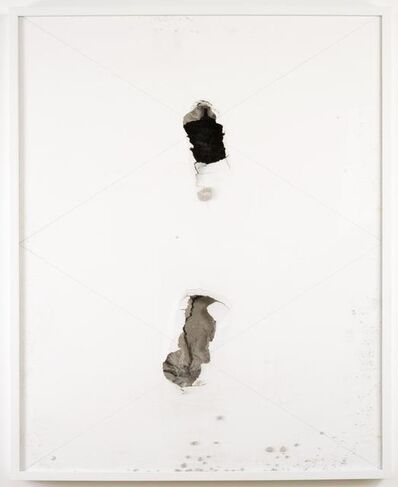 Adam Marnie, 'Locus Rubric (black and white) II', 2011