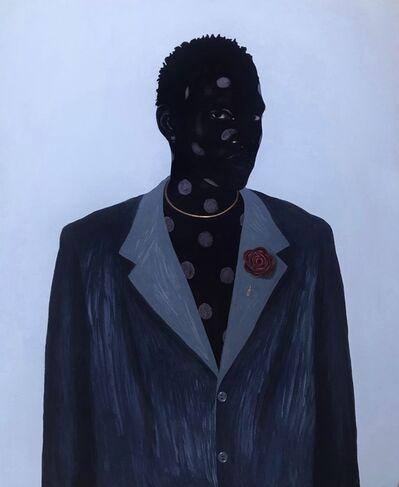 Johnson Eziefula, 'Alaneme's Blue British Suit', 2020