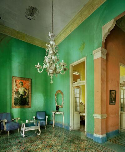 Michael Eastman, 'Portrait Havana #2 ', 2010