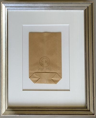 Joseph Beuys, 'DDR-Tüten (GDR Bags)', 1977-1980