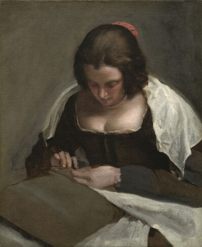 Diego Velázquez, 'The Needlewoman', ca. 1640/1650