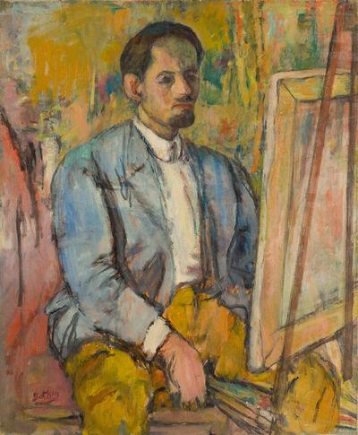 Henry Botkin, 'Self Portrait'