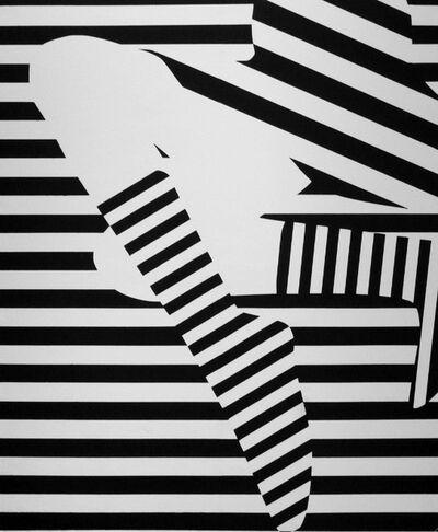 Kazumasa Noguchi, 'Striped Afternoon', 2012