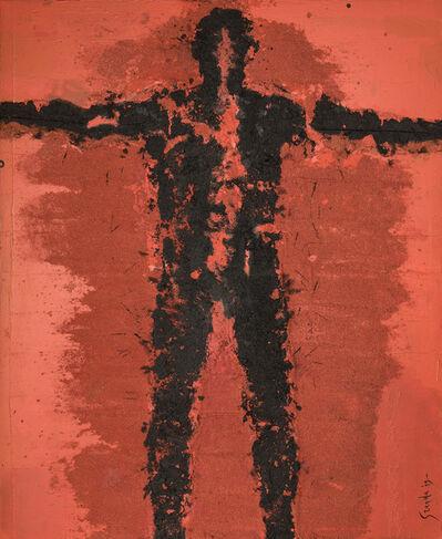 Luis Granda, 'Personaje Abrazando', N/A