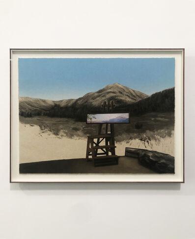Gabriela Bettini, 'Topografía del Borrado (Wapiti)', 2020