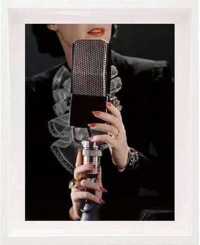 Horst P. Horst, 'Ilka Chase, Conductor of CBS Radio Program Penthouse Party, October 1941 Framed ', 1941