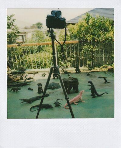 Nobuyoshi Araki, 'Araki's rooftop', ca. 2000