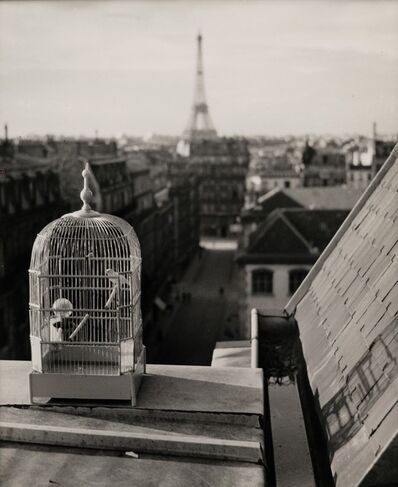 André Kertész, 'Eiffel Tower', 1925