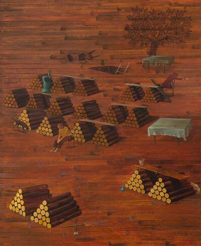 Stephen Chambers RA, 'Untitled', 1989