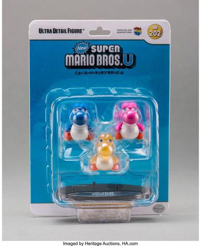 Nintendo, 'Awa Chibi Yoshi, from Super Mario Bros. U (UDF 202)', 2013