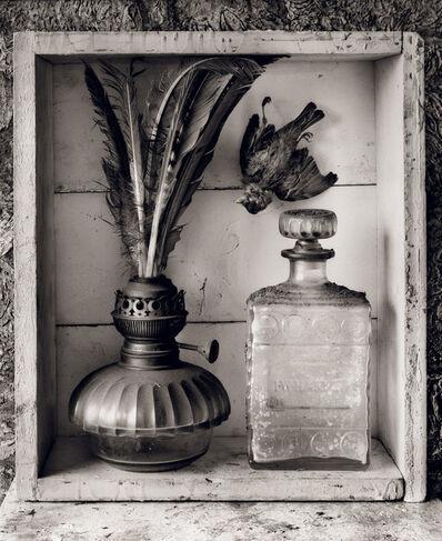 Arkady Lvov, 'Lamp and Dead Bird', 1988