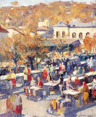 Aleksandr Timofeevich Danilichev, 'Market', 1960