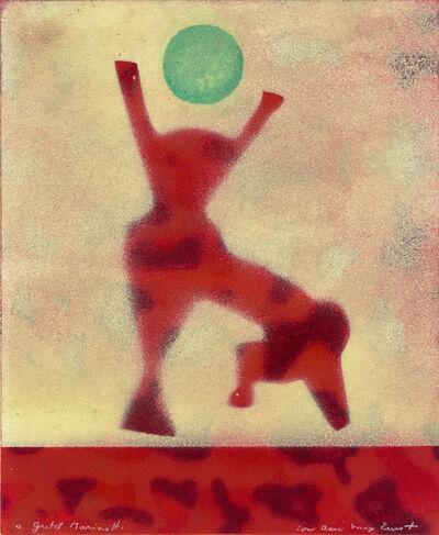 Max Ernst, 'Ohne Titel (À Gretel Marinotti)', 1969