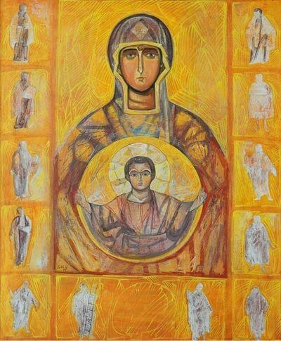 Esther Gonzalez, 'Eterno Bizantino', n/a