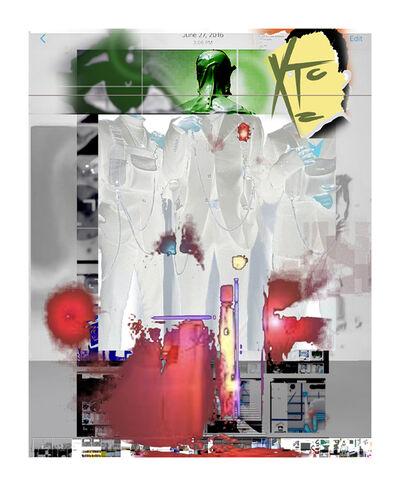 Michael Bevilacqua, 'Data Moshers', 2019