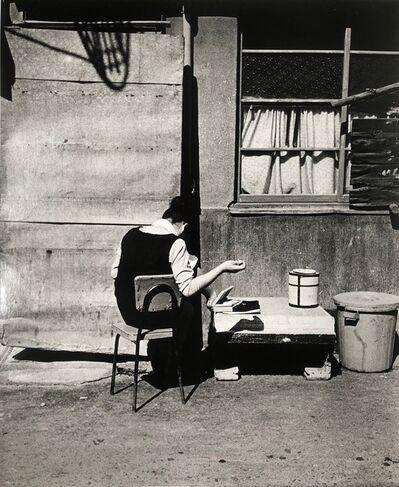Daido Moriyama, 'Zushi', 1964