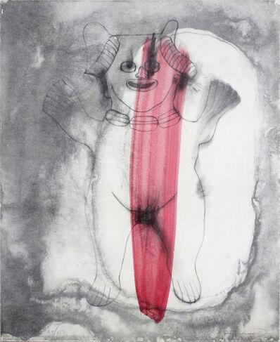 Rufino Tamayo, 'Figura Sonriente de Veracruz', 1976