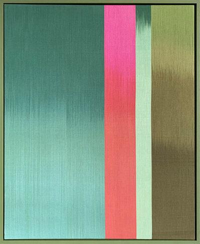 Ptolemy Mann, 'Chlorophyllia - Spring Reseda Pink', 2019