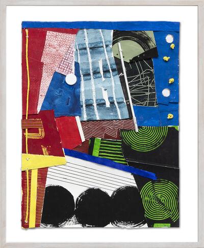 Jan Voss, 'Parcelles 1', 2020