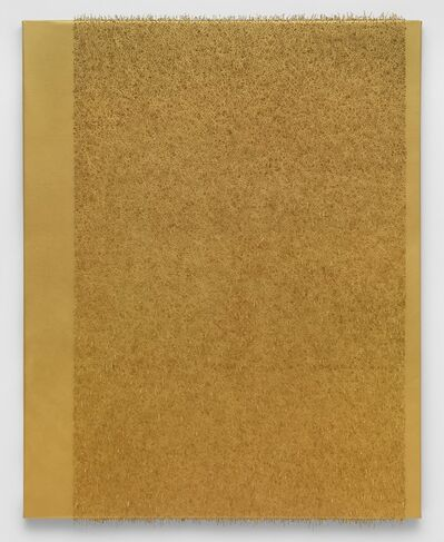 Lars Christensen, 'Monochrome #04 / gold', 2010