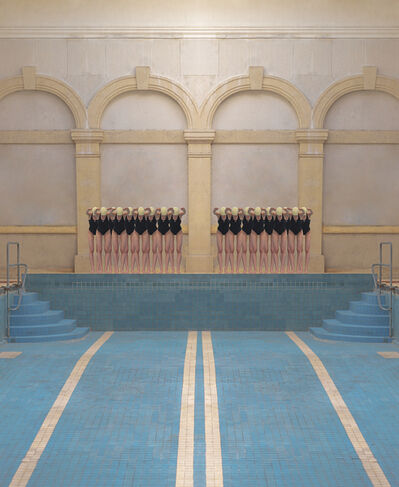 Maria Svarbova, 'Grossling 5-City Bath 2020', 2020