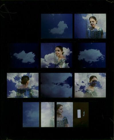 Sissi Farassat, 'Contactprint #34', 2016