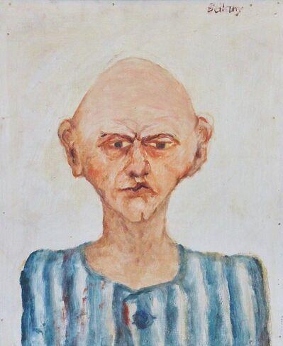 John Bellany R.A., 'Buchenwald Portrait ', 1967