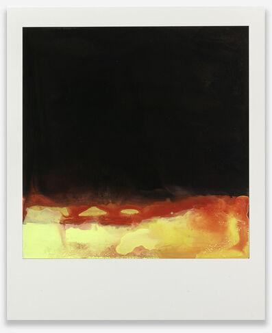 Johannes Wohnseifer, 'Polaroid-Painting # 11', 2012