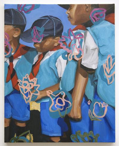 Amelia Midori Miller, 'Scouts', 2017