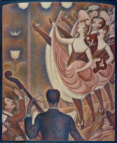 Georges Seurat, 'Le Chahut', 1889/1890