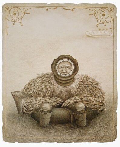 Michael Barnes, 'Considering Extintion', 2013