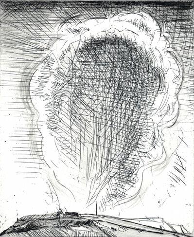 Wayne Thiebaud, 'Land Cloud', 2011