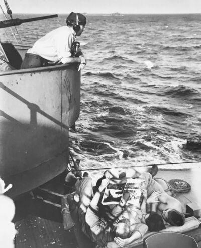 Anonymous, 'Public Relations Divisions, U.S. Coast Guard, Washington D.C.', 1940