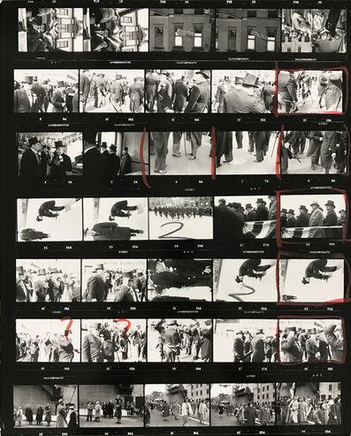 Robert Frank, 'Contact Sheet #2'
