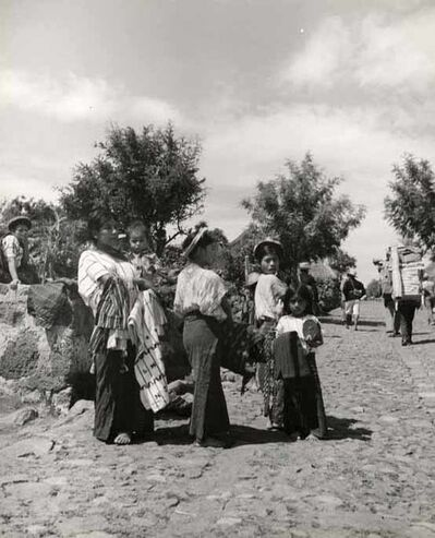 Pierre Verger, 'Women of Santiago Atitlan, Guatemala', ca. 1936