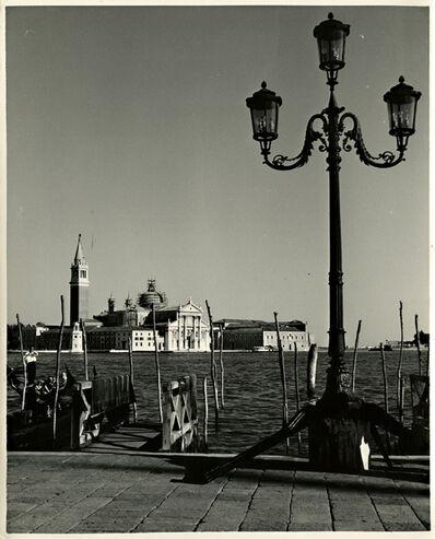 Brassaï, 'Scene in Venice', ca. 1957