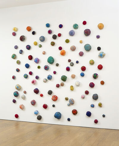 Sheila Hicks, 'Lares and Penates', 1990-2013