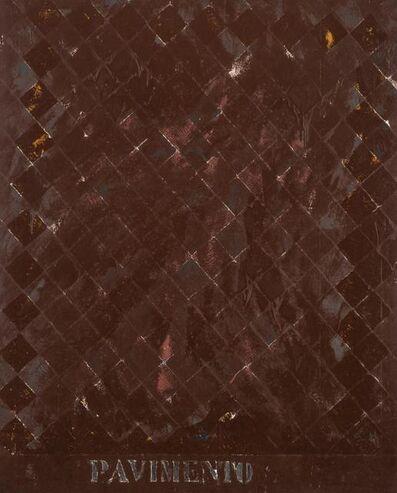 Tano Festa, 'Pavimento', 1963