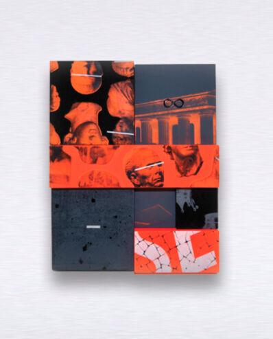 CYRCLE., 'Scramble for Power (1)', 2014