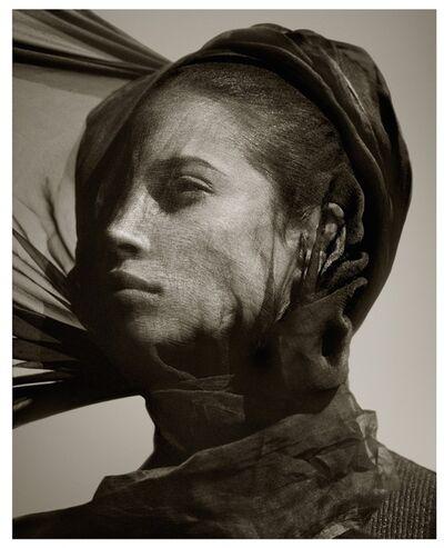 Albert Watson, 'Christy Turlington, Luxor Egypt', 1987