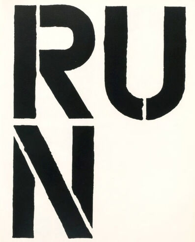 Christopher Wool, 1989